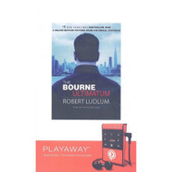 The Bourne Ultimatum With Headphones Playaway Adult Fiction By Ludlum - DD633217