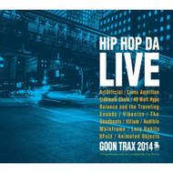 Hip Hop Da Live On Audio CD Album 2014 - DD633639