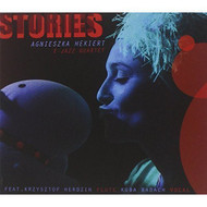 Stories By Agnieszka Hekiert On Audio CD Album World Music 2012 - DD633675
