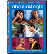 About Last Night On DVD With Kevin Hart Comedy - DD633688