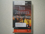 And The Desert Blooms By Johansen Iris Brazil Angela Reader Book - DD634436