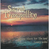 Sacred Tranquility Piano Music For The Soul On Audio CD Album - DD634649