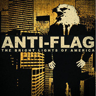Bright Lights Of America By Anti-Flag On Vinyl Record - DD634929