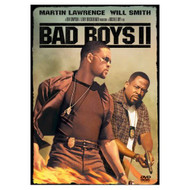 Bad Boys II On DVD With Will Smith Comedy - DD635393