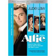 Alfie Full Screen Edition 2004 2005 Jude Law Kevin Rahm On DVD - DD635440
