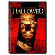 Hallowed On DVD Horror - DD636961