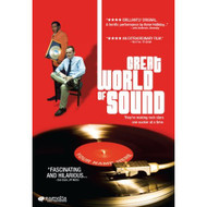 Great World Of Sound On DVD with Robert Longstreet Drama - DD637217