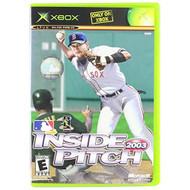Inside Pitch 2003 For Xbox Original - DD638062