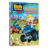 Bob The Builder: Build It And They Will Come On DVD - DD639532