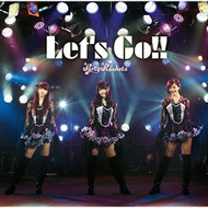 Let's Go!! By Party Rockets On Audio CD Album 2014 - DD640226