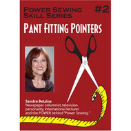 #2 Pant Fitting Pointers On DVD - DD640354