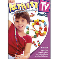 ActivityTV Let's Make Jewelry! V.1 On DVD with Educational Activities - DD640670
