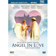 Angel In Love Zakochany Aniol On DVD with Krzysztof Globisz Romance - DD640854