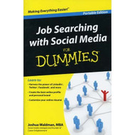 Job Searching With Social Media For Dummies Portable Edition Paperback - DD642463