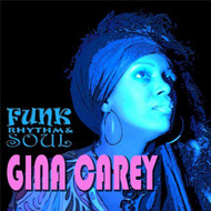 Funk Rhythm & Soul By Gina Carey On Audio CD Album R&B & Soul 2013 - DD642512