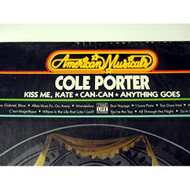 Cole Porter American Musical Cassettes Time Life Broadway Can Can - DD643752