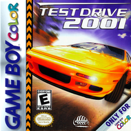 Test Drive 2001 On Gameboy Color Racing - DD644049