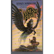 Wings Of Flame By Springer Nancy Book Paperback Book - E002864
