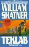 Teklab by William Shatner Paperback - E008392
