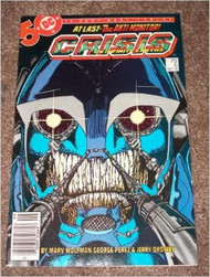 Crisis On Infinite Earths #6 Comic Book - E016822