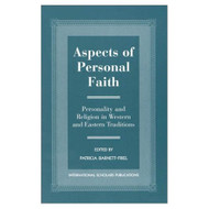 Aspects Of Personal Faith by Patricia Barnett-Friel - E021663