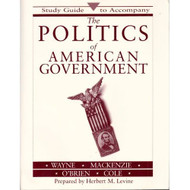 The Politics Of American Government by Stephen J Wayne Book - E021999