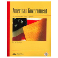 American Government An Introduction Using ExplorIt - E025737