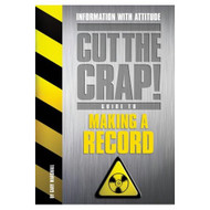 How To Make A Record (Cut The Crap Guides) - E026426