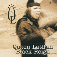 Black Reign By Queen Latifah On Audio CD 1993 Album Import - E134957