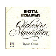 Digital Broadway By Orchestra Manhattan On Audio CD - E446968