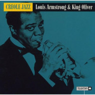 Creole Jazz Armstrong Oliver Album 1998 by Armstrong Oliver On Audio - E450956