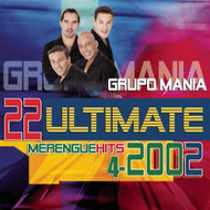 22 Ultimate Hits Series Grupo Mania - E452841