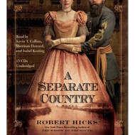 A Separate Country CD On Audiobook CD - E460461