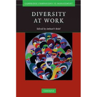 Diversity At Work (Cambridge Companions To Management) - E460507