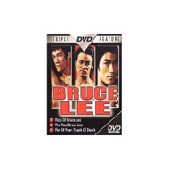 Bruce Lee Triple Feature Fists Of Bruce Lee The Real Bruce Lee Fist Of - E479744