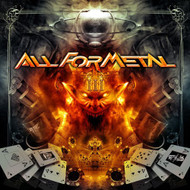 All For Metal 3 By Various Artists Album Import 2012 On Audio CD - E480346