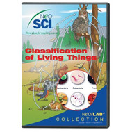 Neo Sci Classification Of Living Things Neo Lab Software Individual - E480995