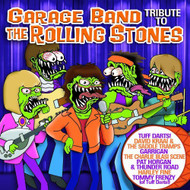 Garage Band Tribute To The Rolling Stones By Various Artists - E481091