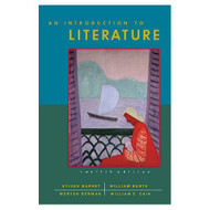 An Introduction To Literature 12th Edition Paperback - E48439