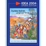 Teaching Students With Special Needs In Inclusive Settings Idea 2004 - E489930