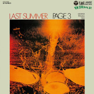 Last Summer Page 3 By Otsuka George Trio Album World Music Import 2014 - E498192
