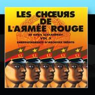 Les Choeurs De L'Armee Rouge Vol 3: Enregistrements d'Archives Inedits - E504753