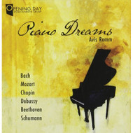 Piano Dreams By Romm Avis On Audio CD Classical - E505377