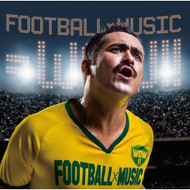 Football X Music WoW!! By Various Artists On Audio CD - E505929