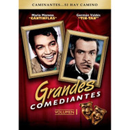 Grandes Comediantes On DVD with Cantinflas Comedy - E506104