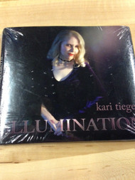 Illumination By Tieger Kari On Audio CD Album Pop 2014 - E508537