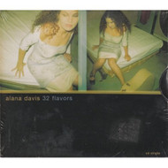 32 Flavors / Lullaby By Alana Davis On Audio CD Album Folk 1997 - E509028