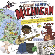 Curious Glimpse Of Michigan By Hipp Kammeraad & Friends On Audio CD - E510230