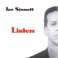 Listen By Sinnett Jae On Audio CD - E523219