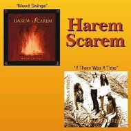 Mood Swings/If There Was A Time By Harem Scarem On Audio CD Made in - E523591